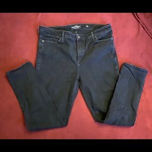 Lucky Brand Black Jean